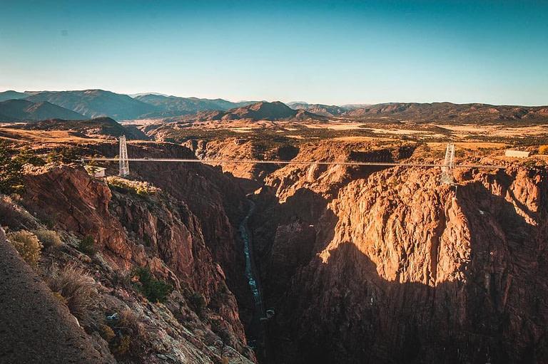 Thankful Royal Gorge