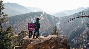 Dressing for Winter in Colorado Springs
