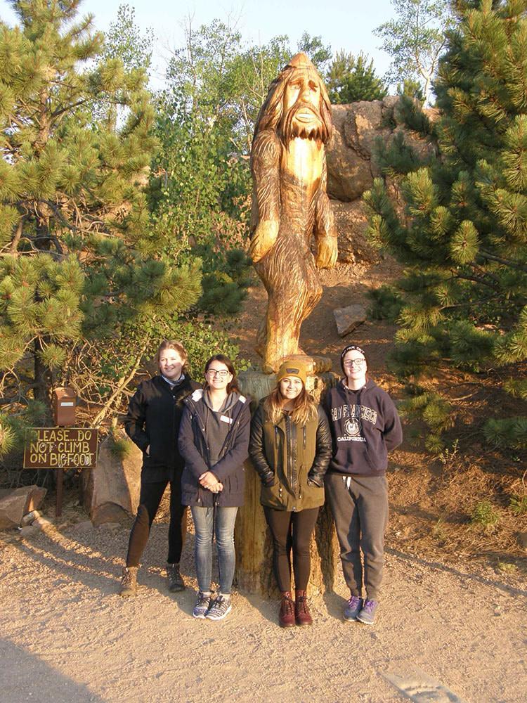 Visit Pikes Peak Team 2016