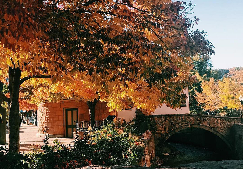 Fall Weather in Colorado Springs