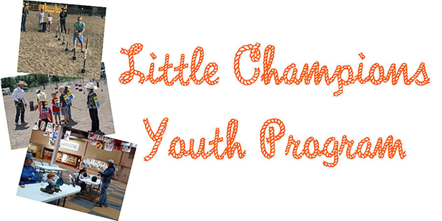 Prorodeo little champion graphic