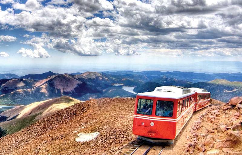 The Broadmoor Manitou and Pikes Peak Cog Railway