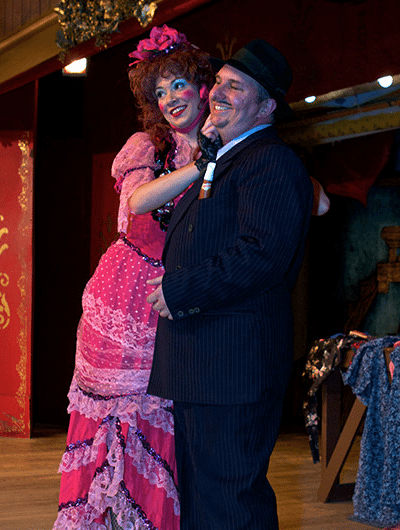 Manitou Springs - Iron Springs Dinner Theatre