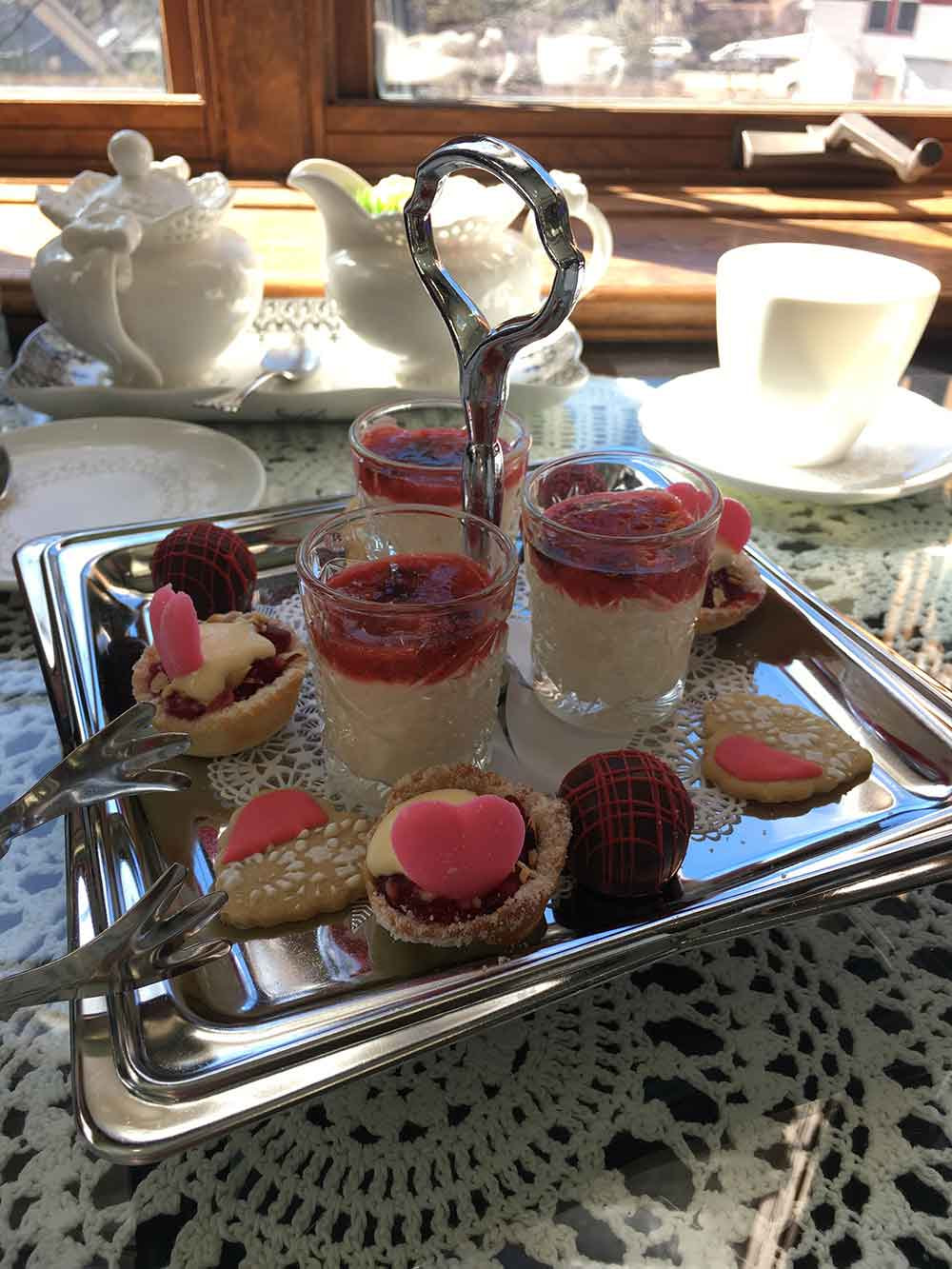 Miramont Castle High Tea