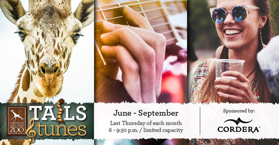 cheyenne mountain zoo tails and tunes