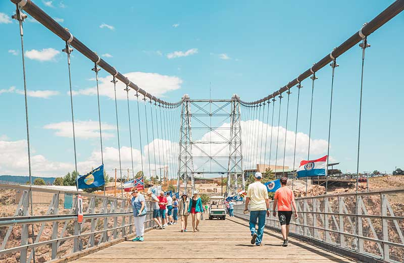 Royal Gorge Bridge open on Thanksgiving