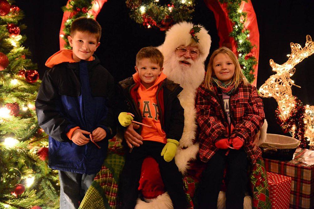 Santa Claus Manitou Springs