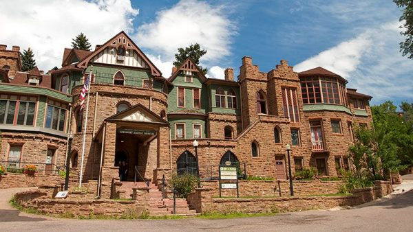Miramont Castle Museum 1