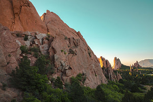 Garden of the Gods Park open on Thanksgiving