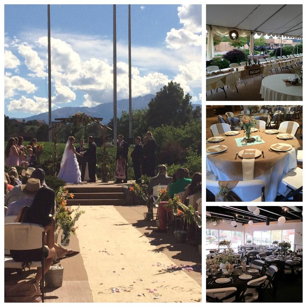 ProRodeo Hall of Fame Wedding