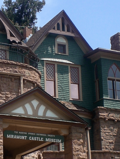 Manitou Springs - Miramont Castle