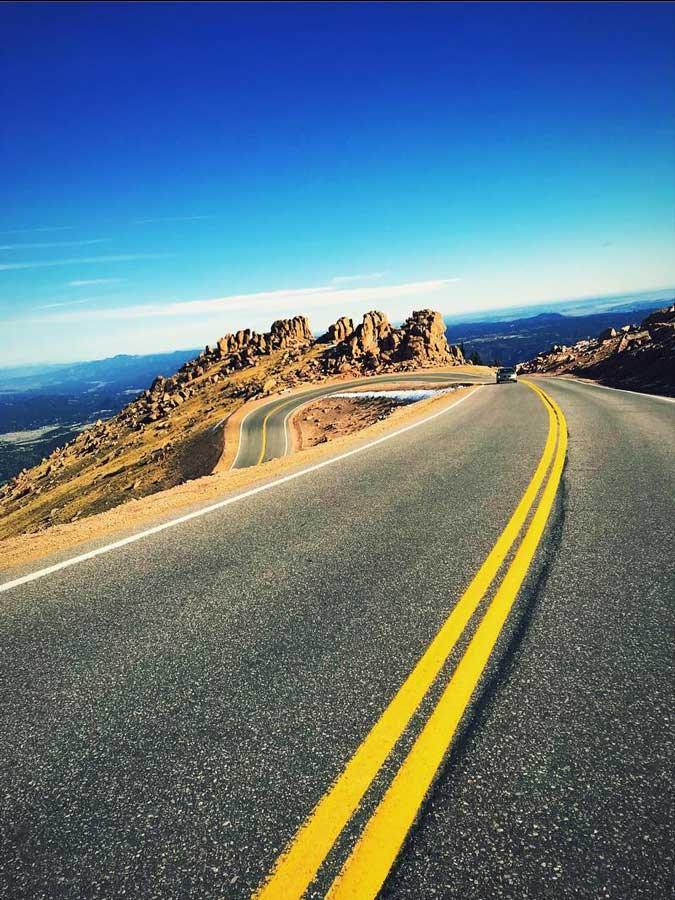 Pikes-Peak-highway-curvy-road