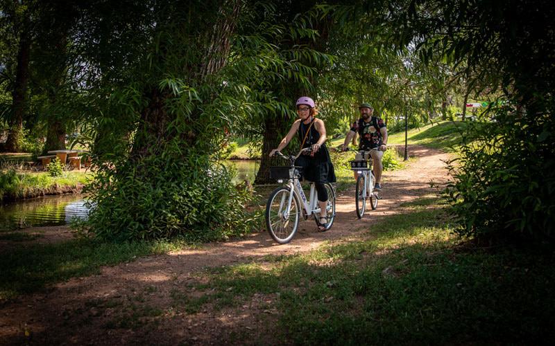 PikeRide Creek Ride
