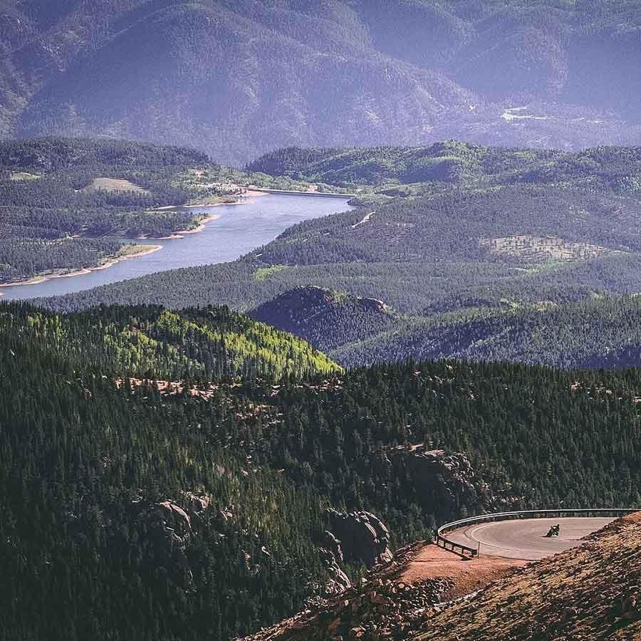 Pikes Peak reservoirs