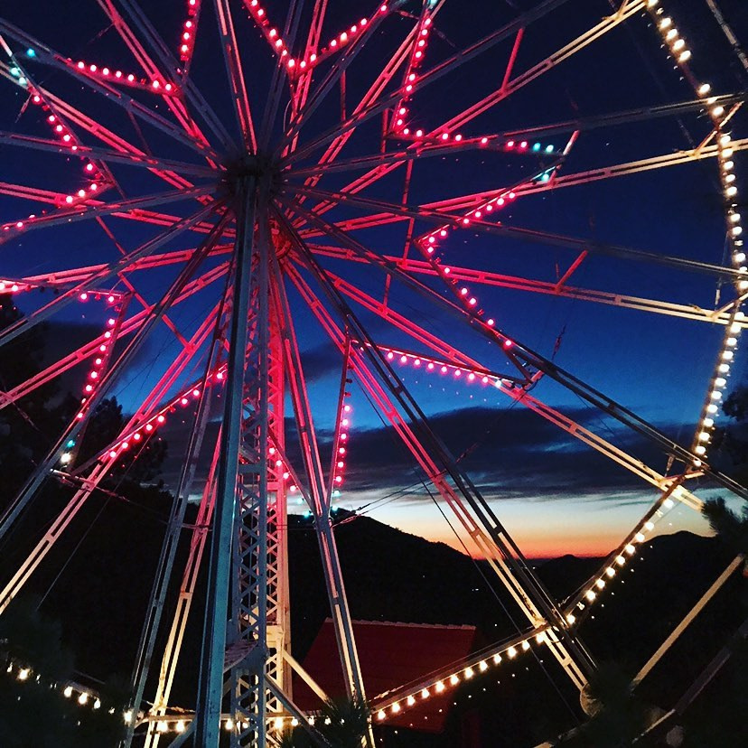 North Pole Ferris Wheel