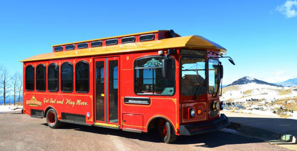cripple creek trolley tour