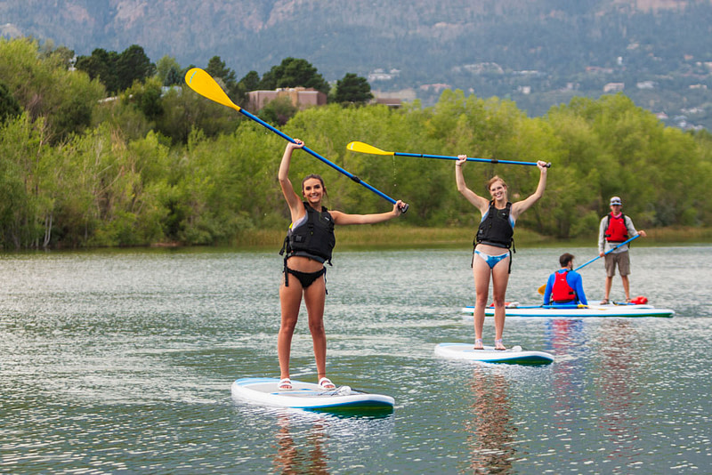 Broadmoor Outfitters SUP