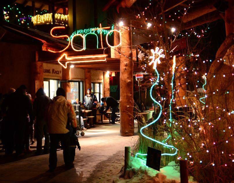 Santa Claus Electric Safari