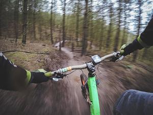 Bike trails in Colorado Springs