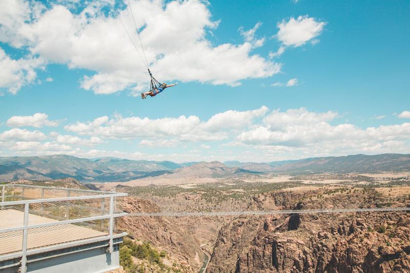 royal gorge sky coaster