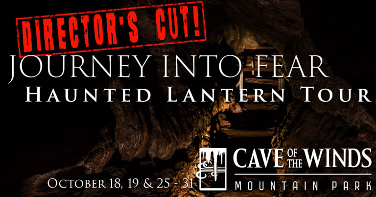 cave of the winds lantern tour oct