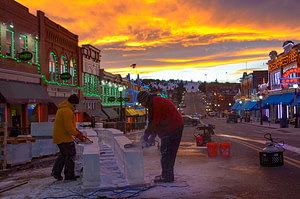 Cripple Creek Ice Fest