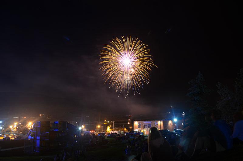 cripple creek fireworks 4th of july