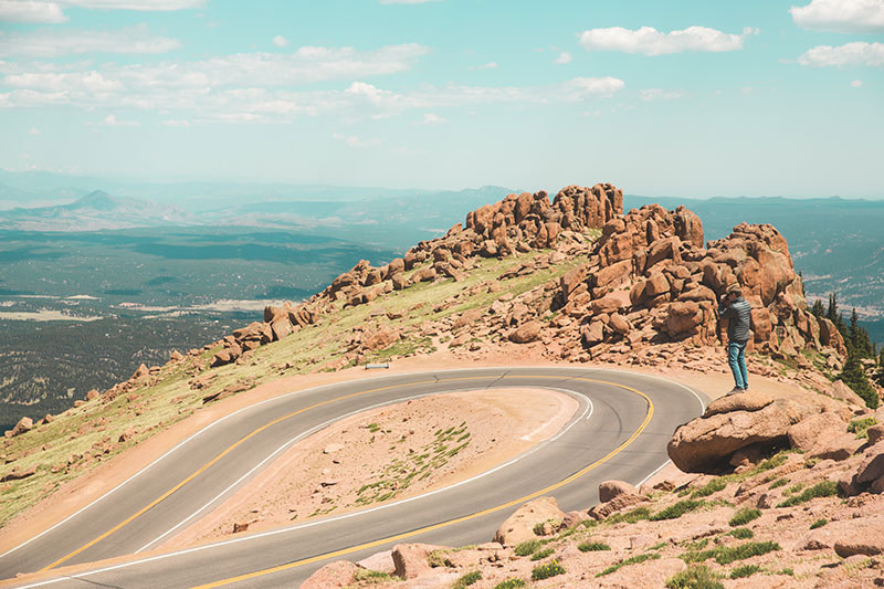 Pikes Peak photographer