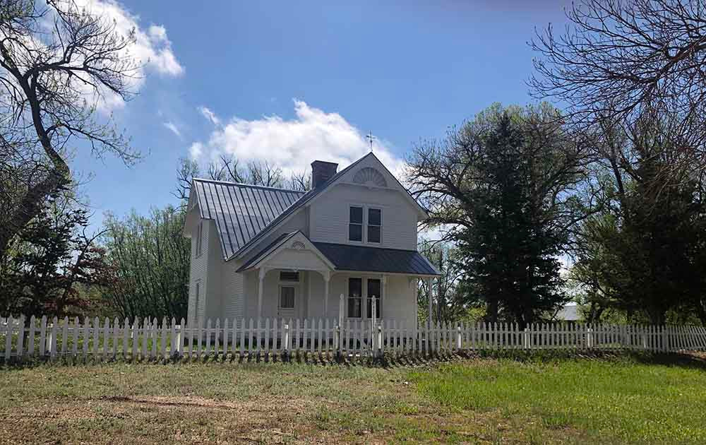 Reynolds Ranch House
