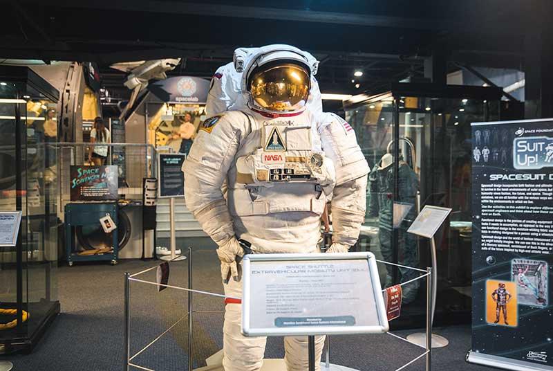 Space Foundation Astronaut